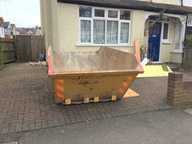 Skip Hire Service in England
